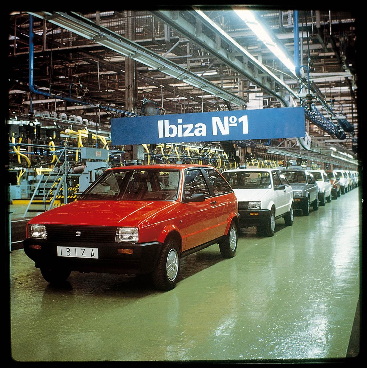 Un icono español que estrena nueva generación, el Seat Ibiza