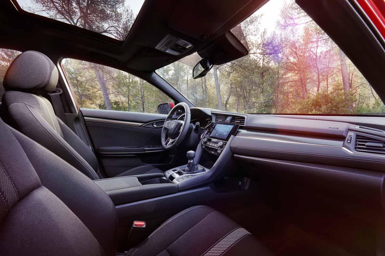 Probamos el nuevo Honda Civic 2017
