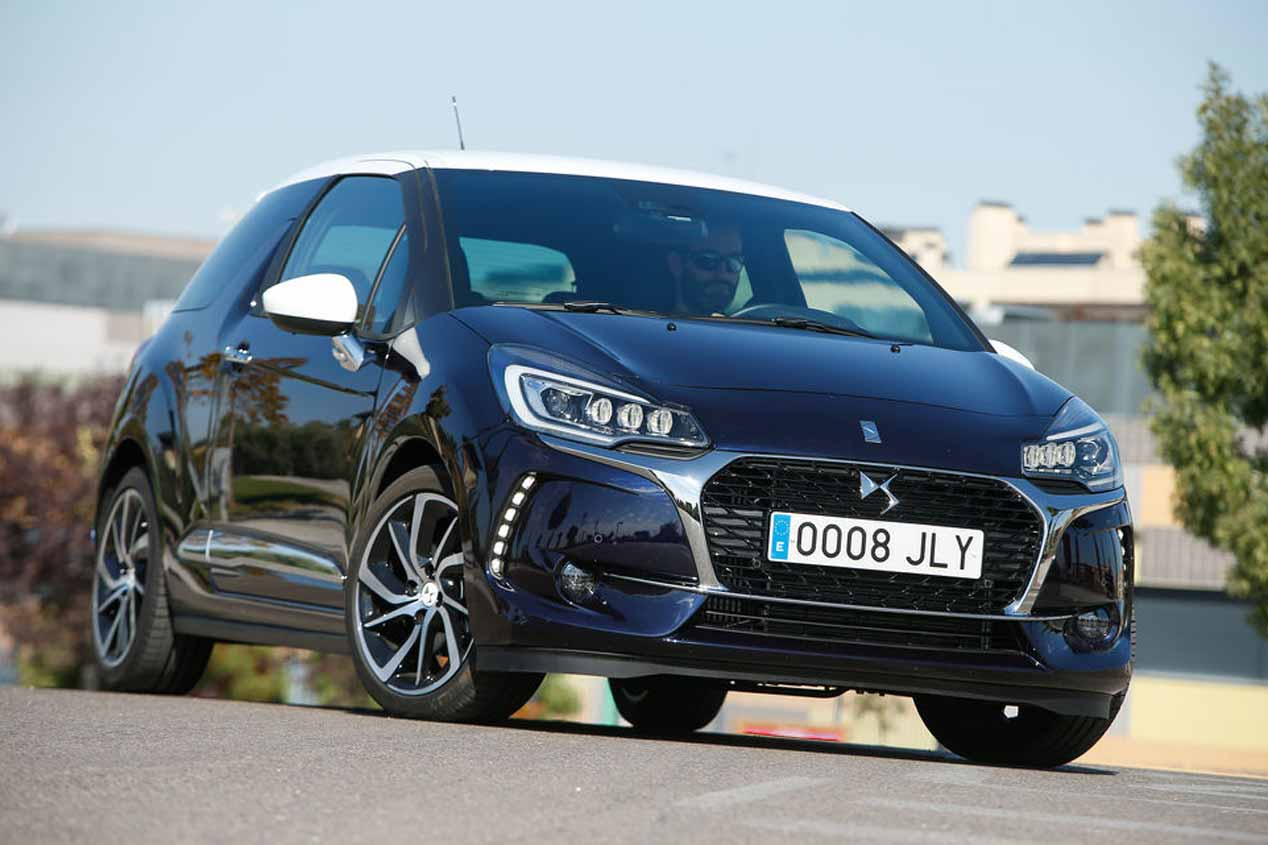 DS 3 1.6 THP Sport