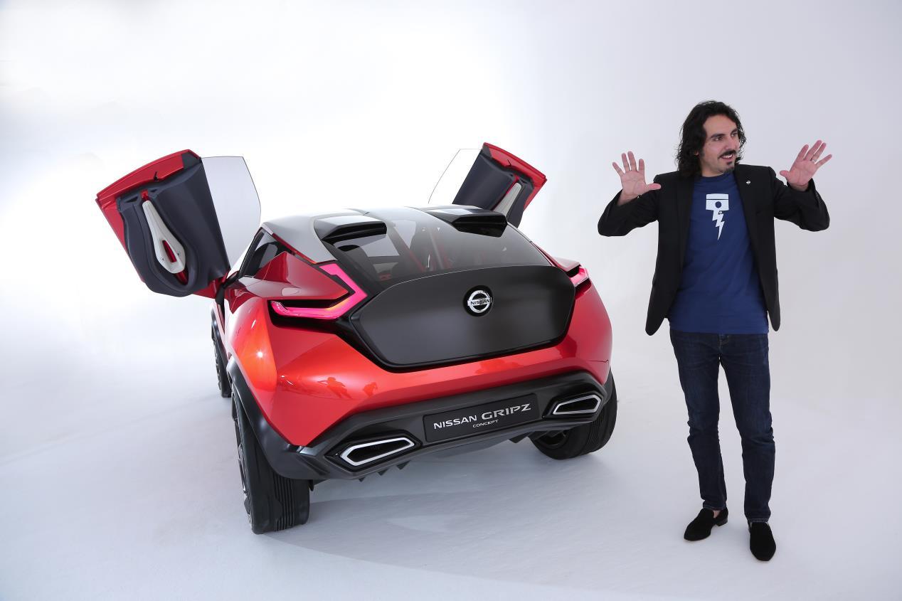 Nissan Juke: así podría ser su segunda generación
