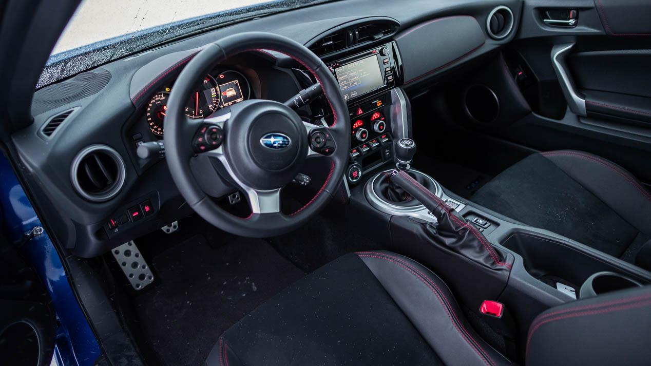 El Subaru BRZ se actualiza