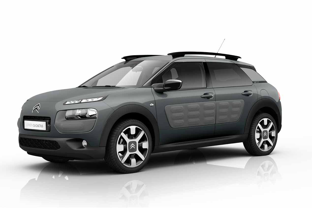 galer a citroen c4 cactus 2017 imagenes autopista. Black Bedroom Furniture Sets. Home Design Ideas