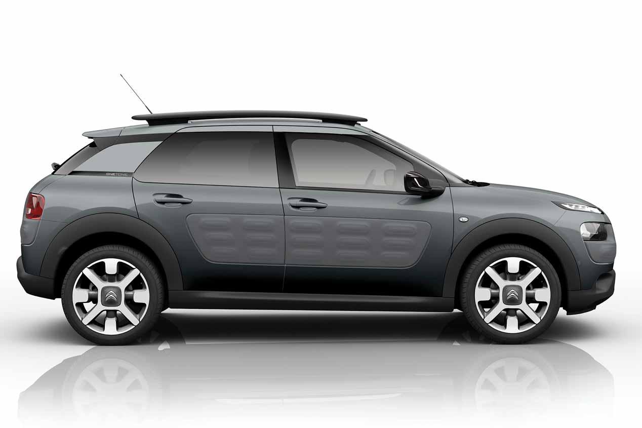 Citroën C4 Cactus 2017, primeras fotos