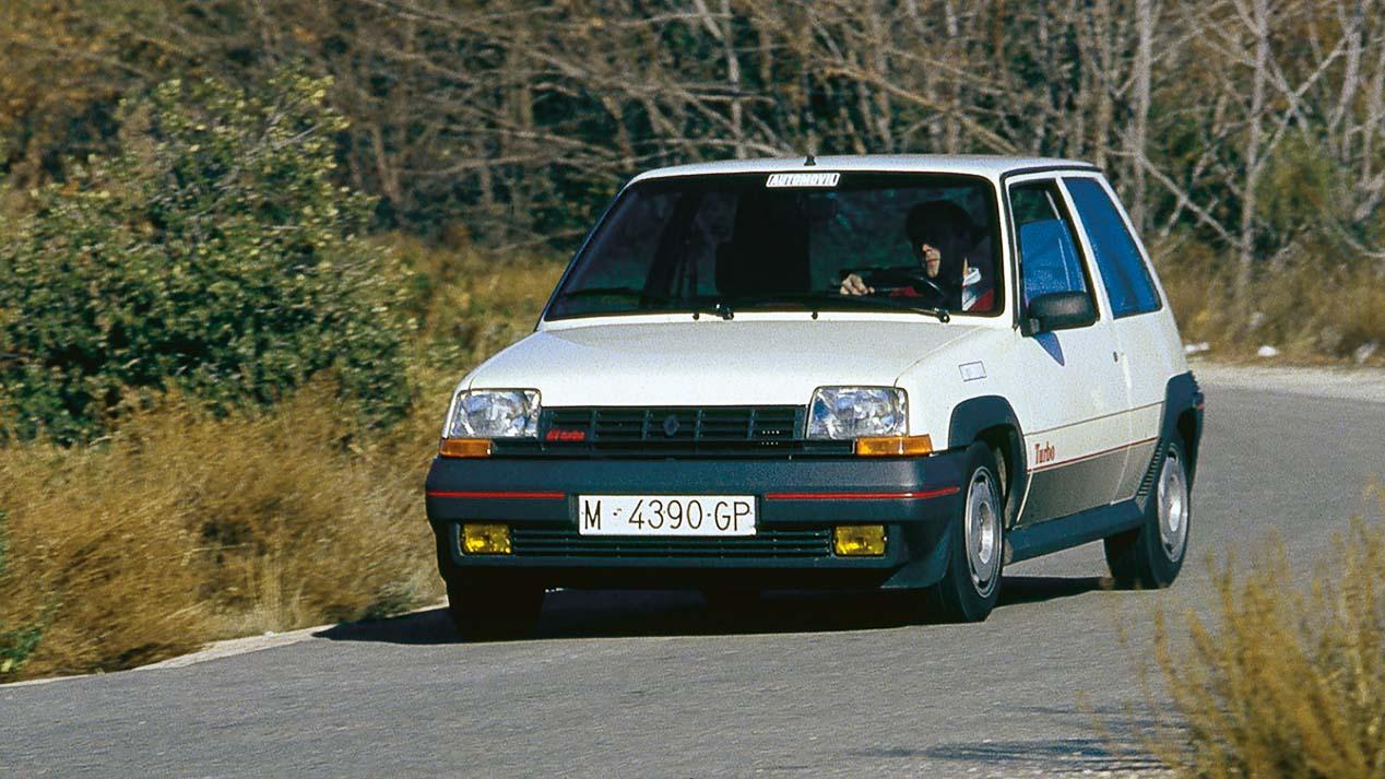 Prueba original: Renault 5 GT Turbo