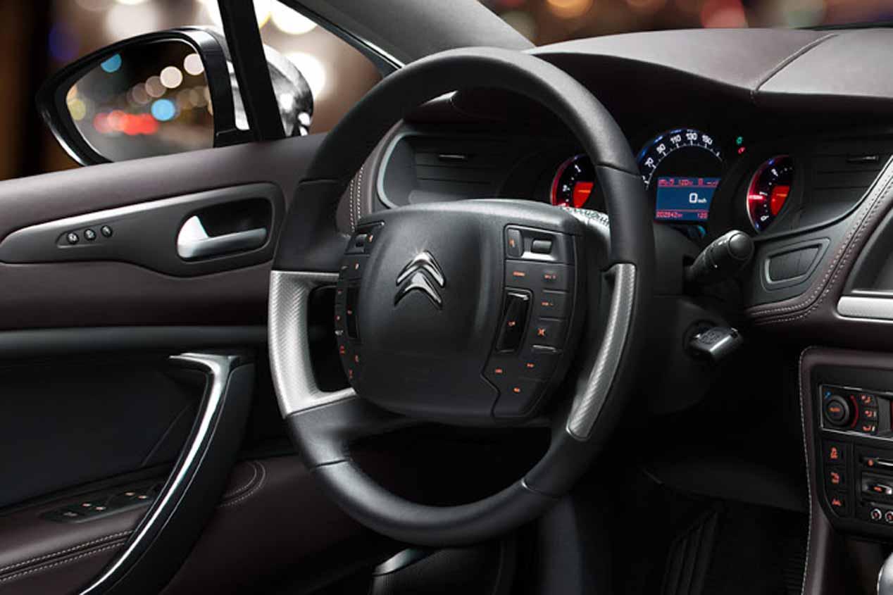 Citroën C5 2017, ya a la venta