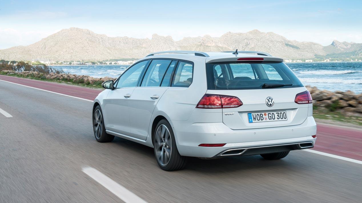 Probamos el nuevo VW Golf 2017: sus mejores imágenes