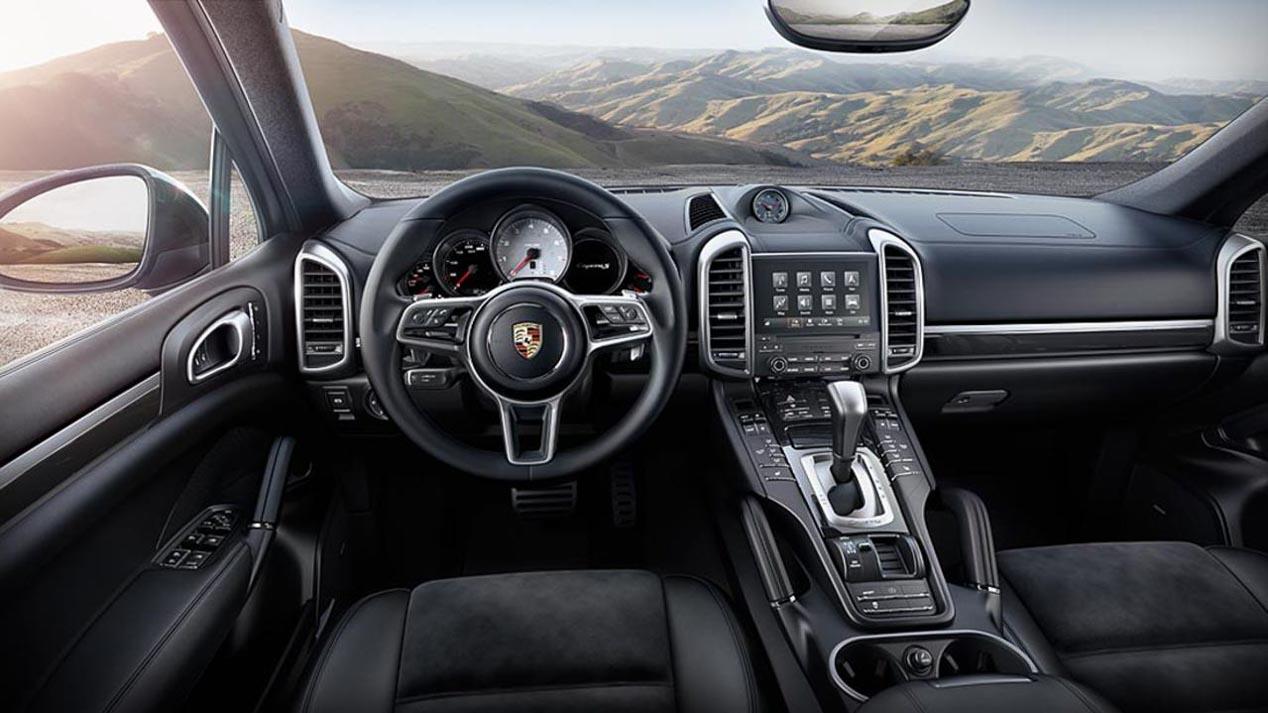 Porsche Cayenne Platinium Edition: edición especial para la versión S y S Diesel