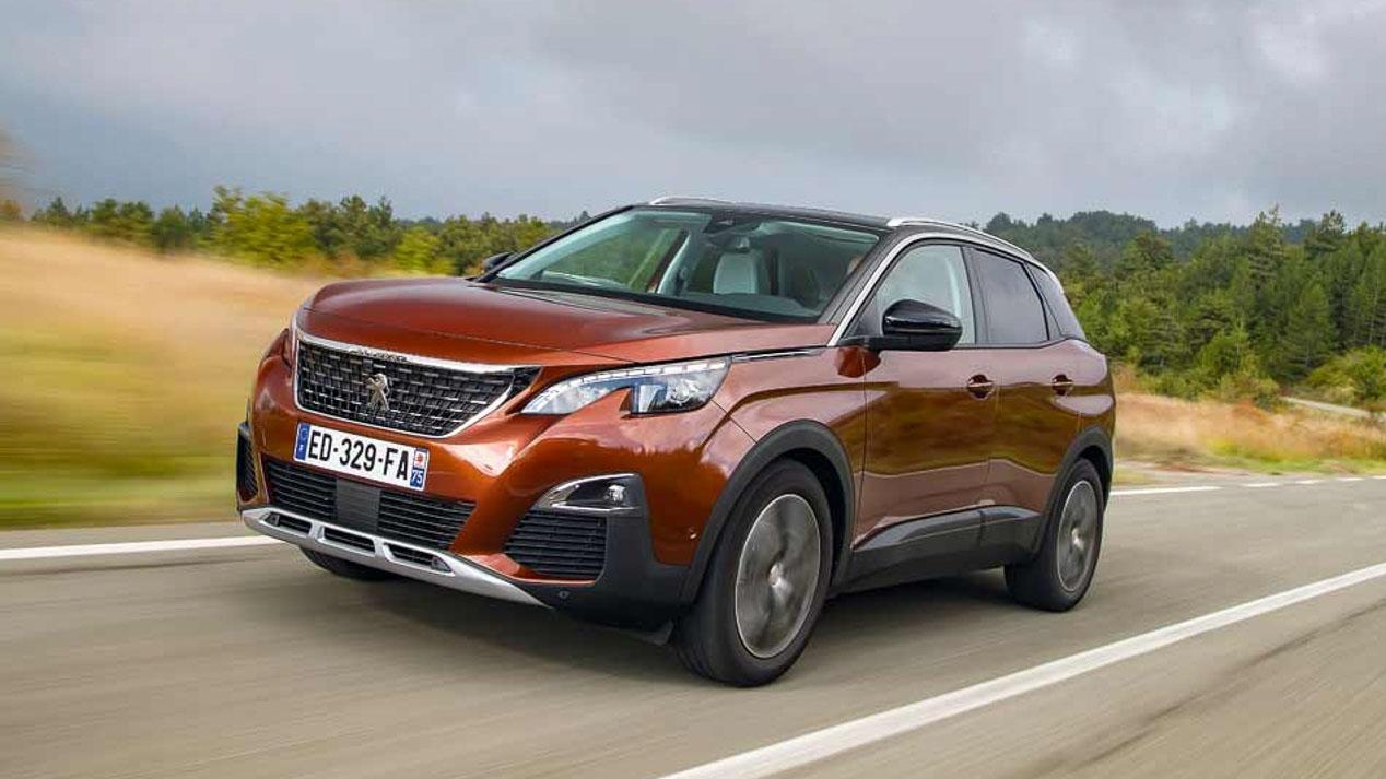Los SUV más vendidos en España, en imágenes