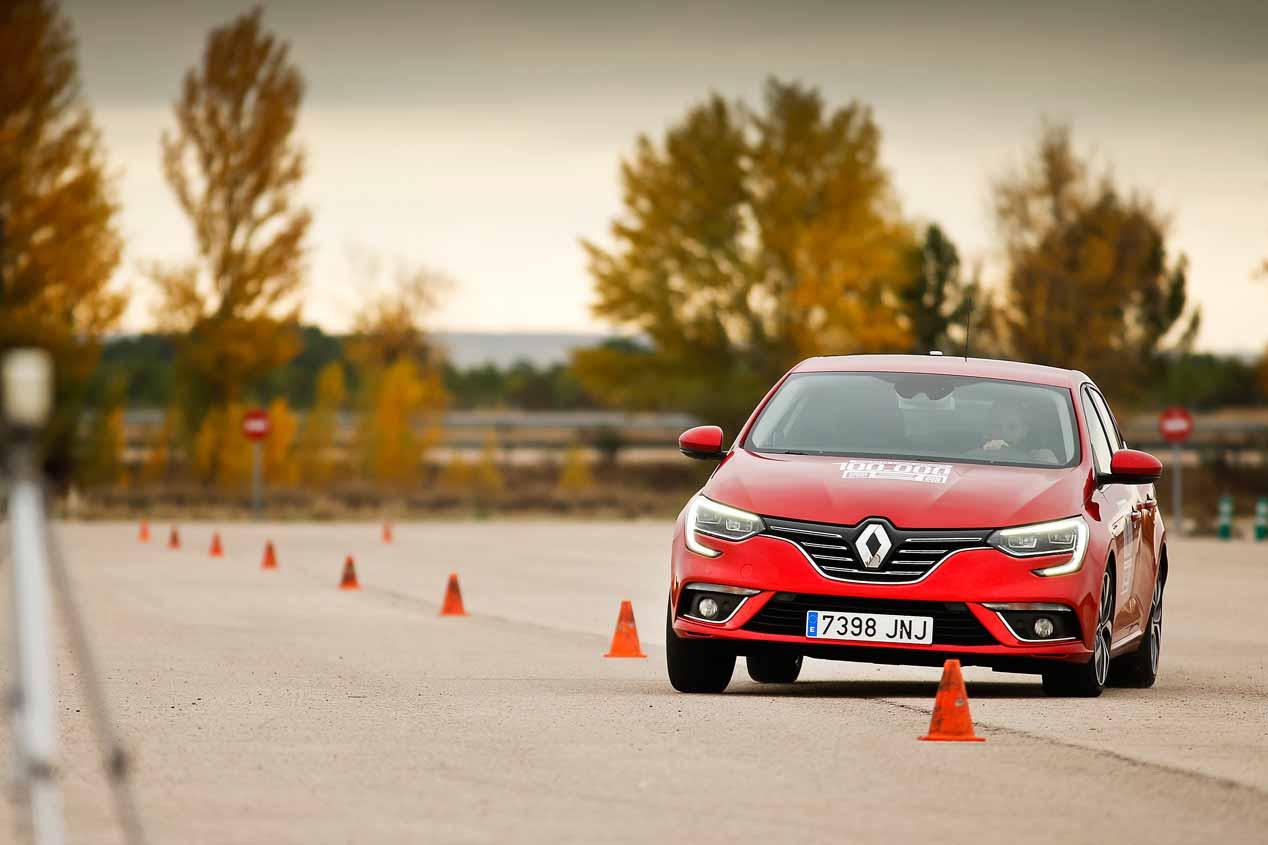 Renault Mégane 1.6 dCi prueba de 100.000 km