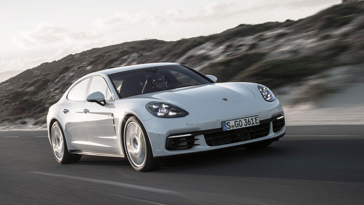 Porsche Panamera Hybrid, el híbrido enchufable más deportivo