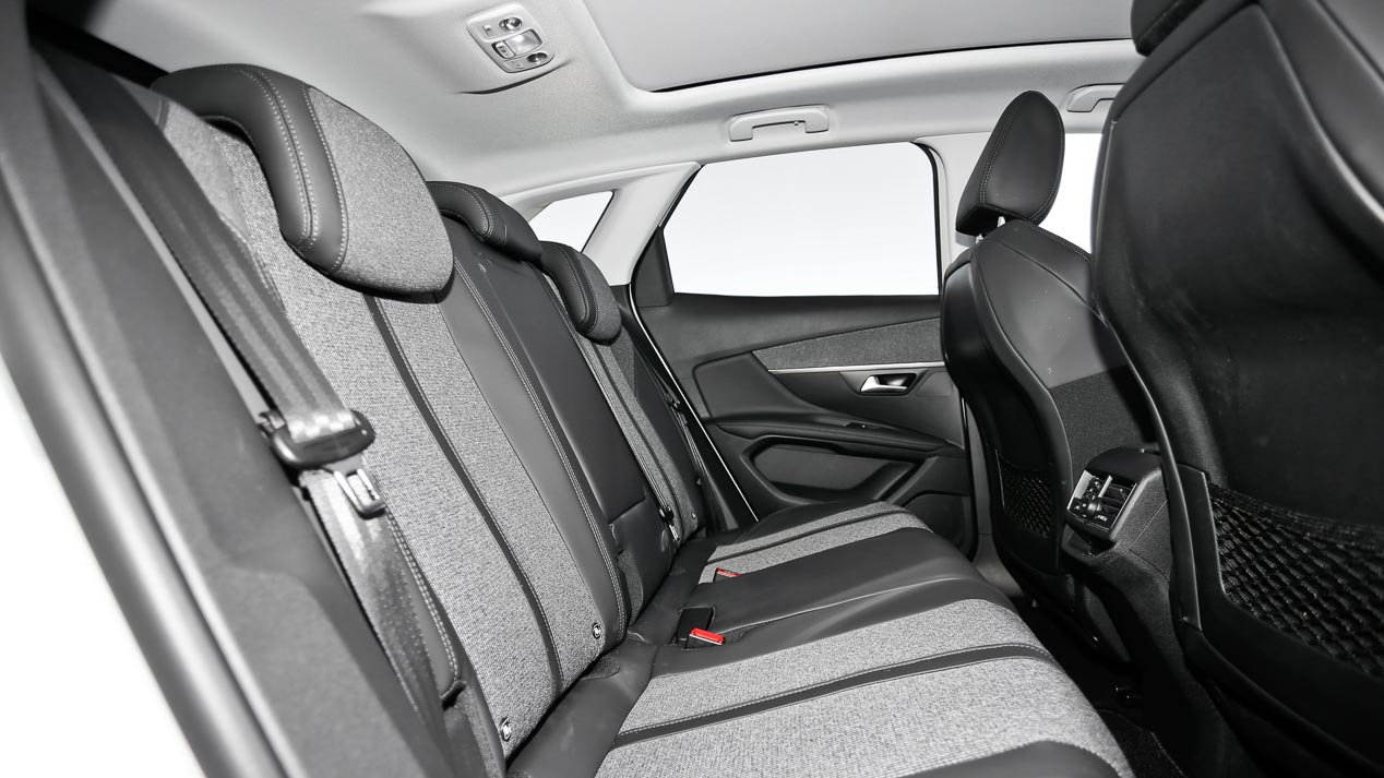 El Peugeot 3008, con el interior más bello del momento