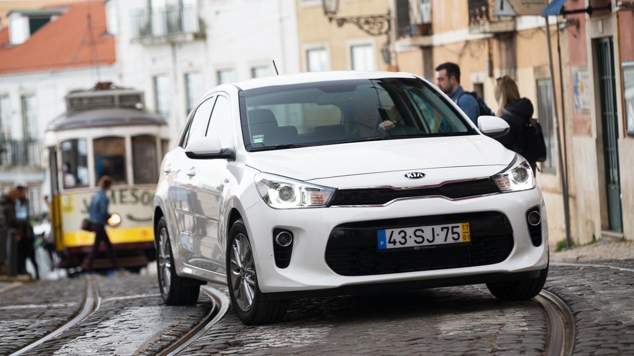 Kia Rio 1.0 T-GDI, probamos la versión de gasolina más interesante