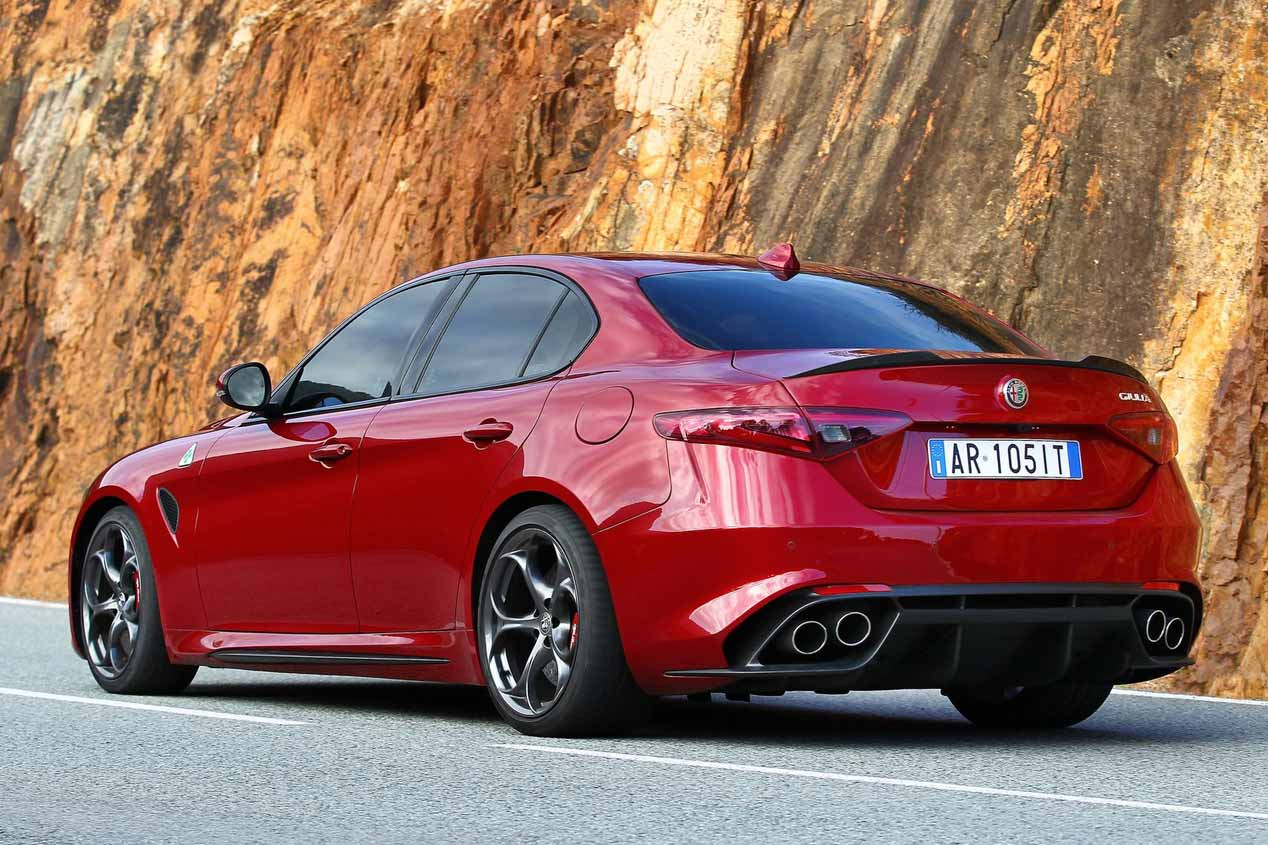 El Alfa Romeo Giulia tendrá más versiones, incluida una Coupé