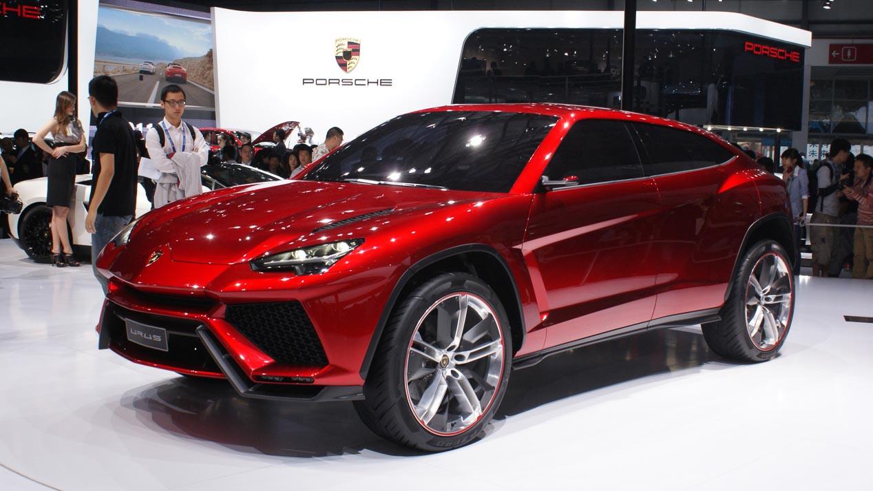 El nuevo Lamborghini Urus empezará a fabricarse en abril