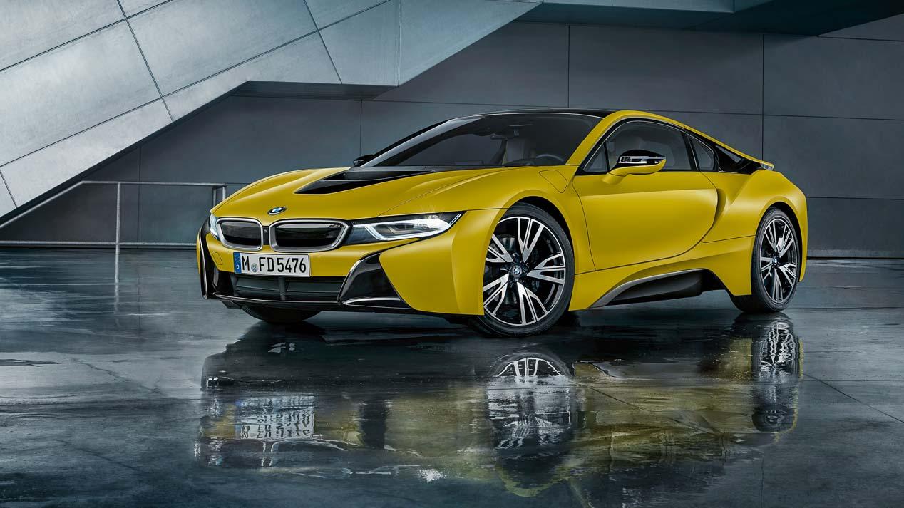 Las novedades de BMW en el Salón de Ginebra