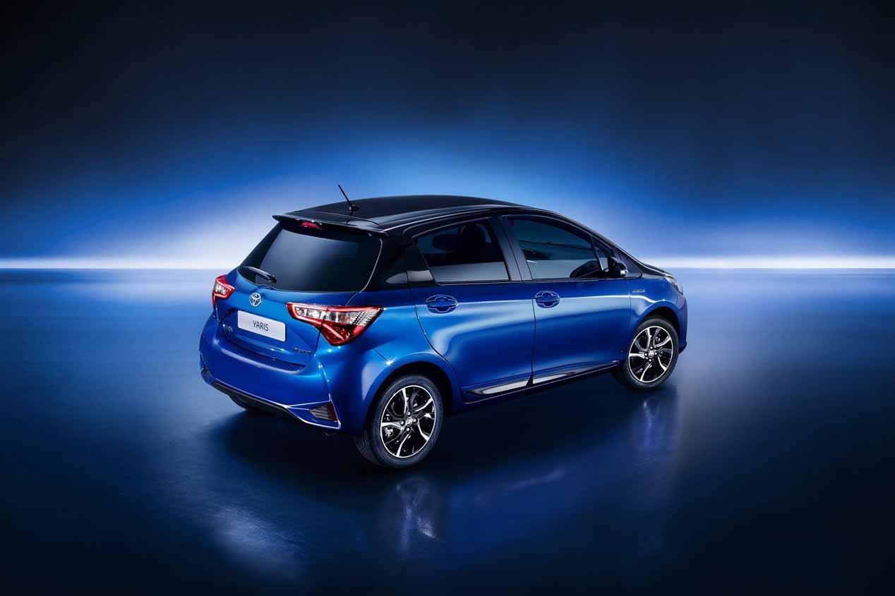 Toyota Yaris 2017: primeras fotos