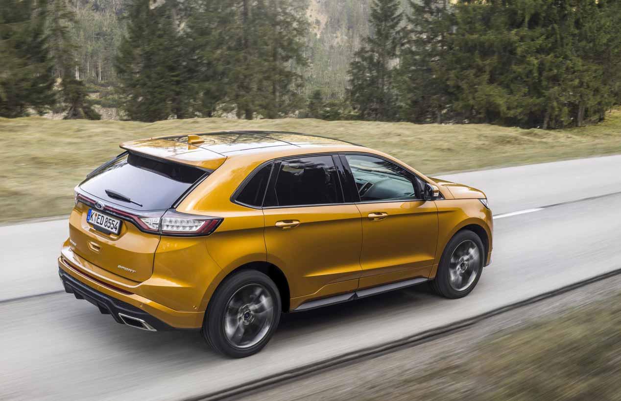 Los SUV nuevos de Ford que vienen