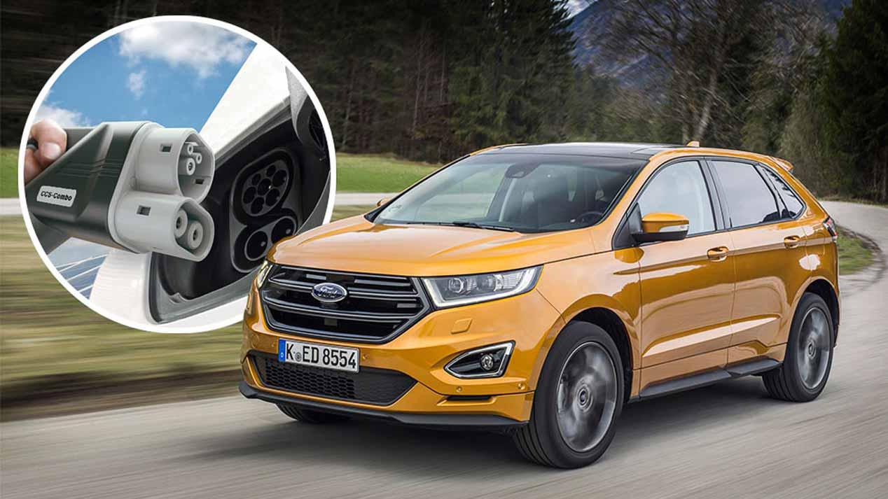 Ford lanzará más modelos SUV: el primero, el nuevo ...