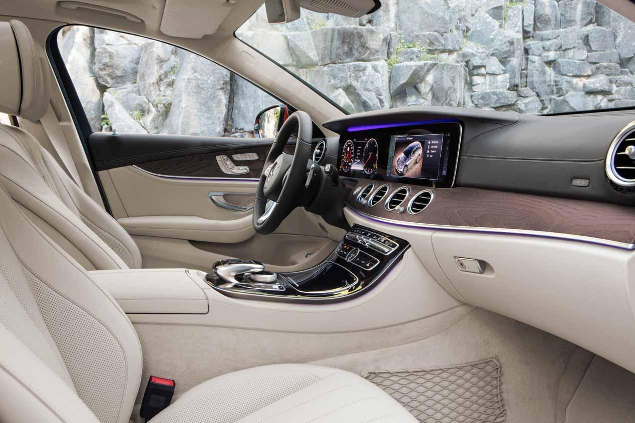 Mercedes Clase E All Terrain, ya a la venta
