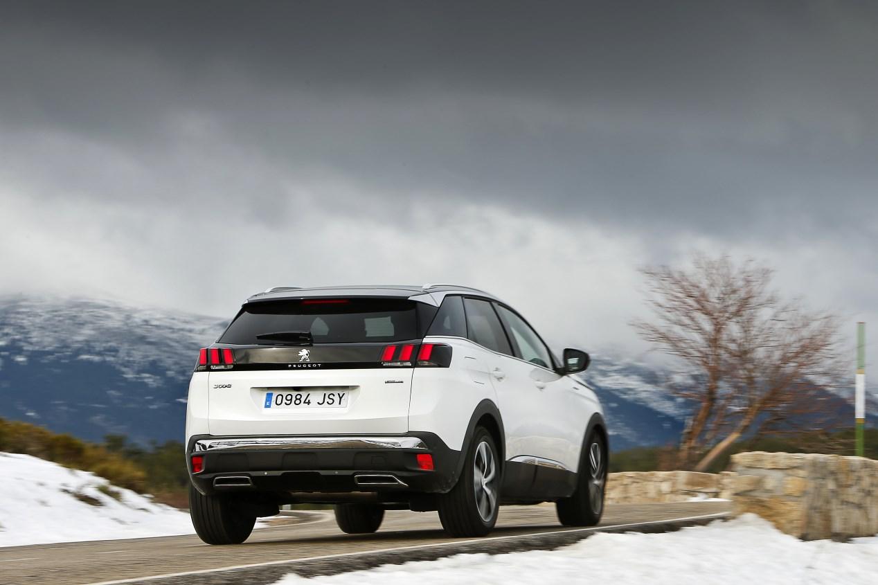 El nuevo Peugeot 3008 con Advanced Grip Control, a prueba