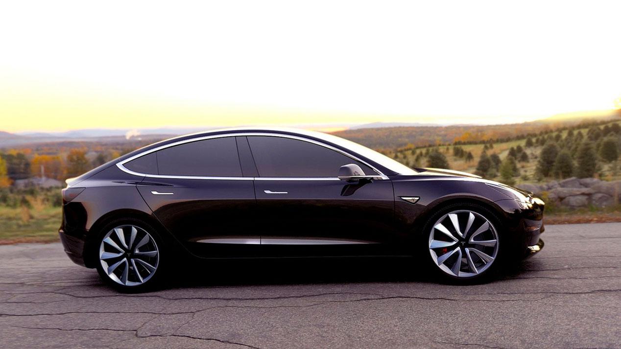 Tesla Model 3: inicio producción