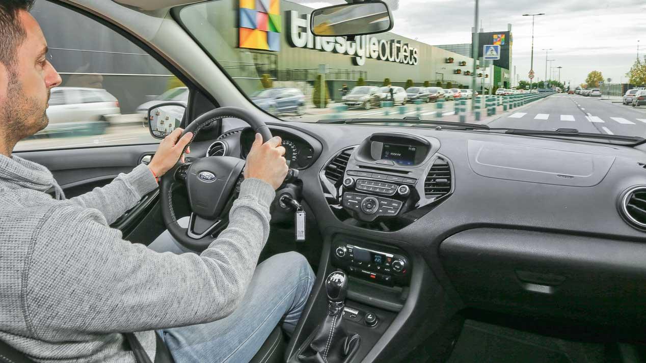 Ford Ka+, Opel Karl, Dacia Sandero, Mitsubishi Space Star y Suzuki Baleno: los más baratos