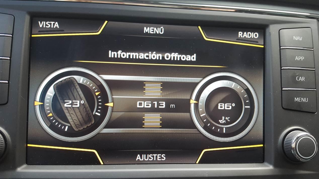 Seat Ateca 1.6 TDI/115: primeras impresiones