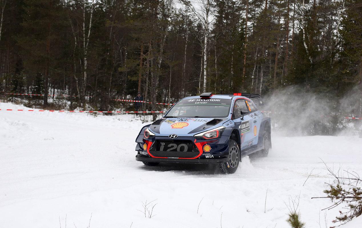 Rally de Suecia 2017: Latvala y Toyota, los reyes