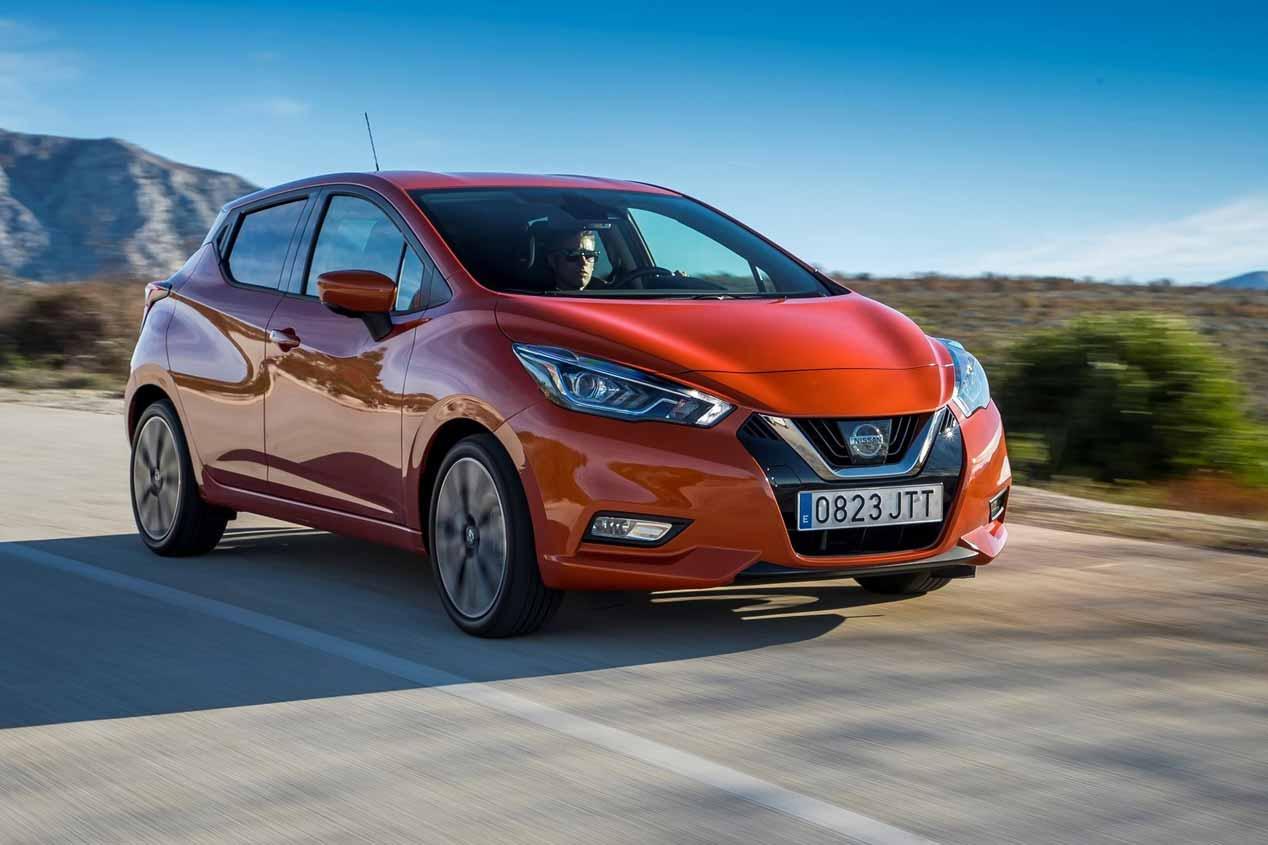 Nissan Micra 2017, nuevas fotos