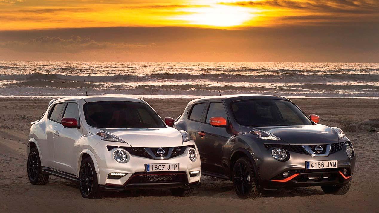 Nuevas versiones SUV de Nissan
