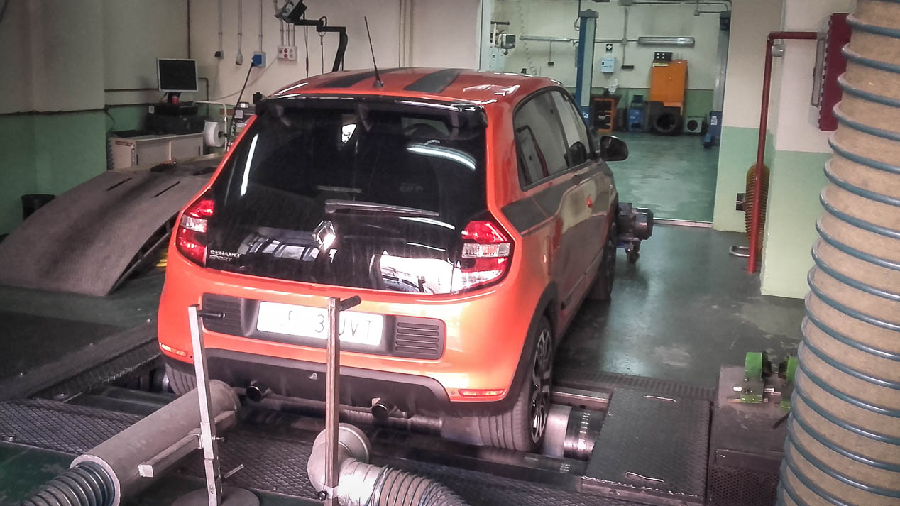 Renault Twingo GT: primeras impresiones