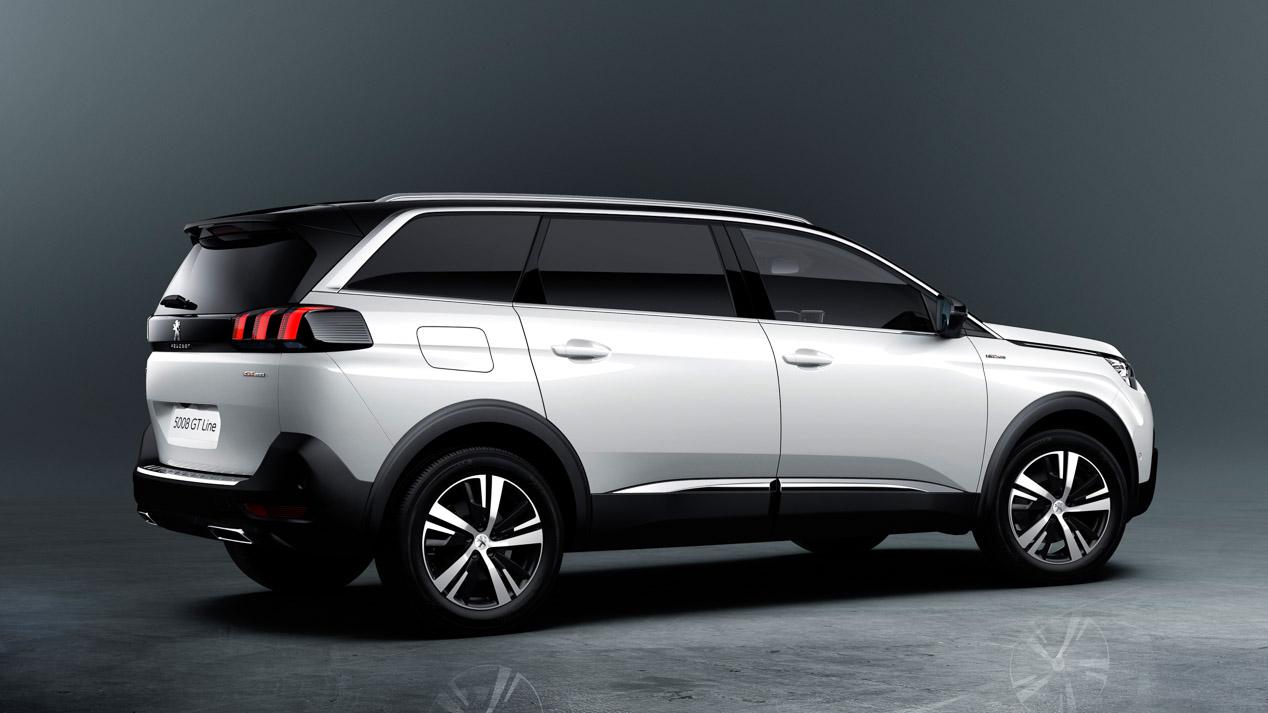 Probamos el nuevo Peugeot 5008: un gran SUV de 7 plazas