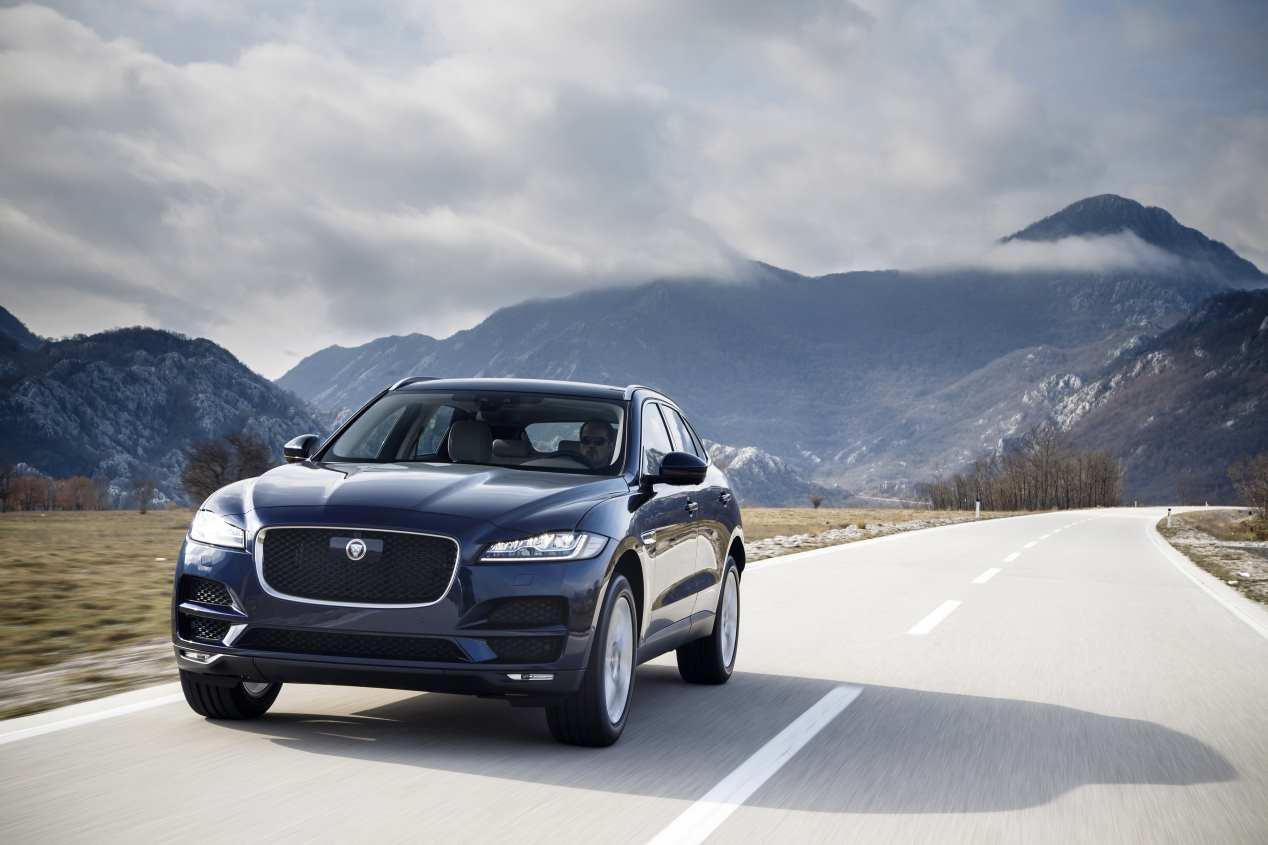 Jaguar F-Pace, XE y XF: sus novedades de gama