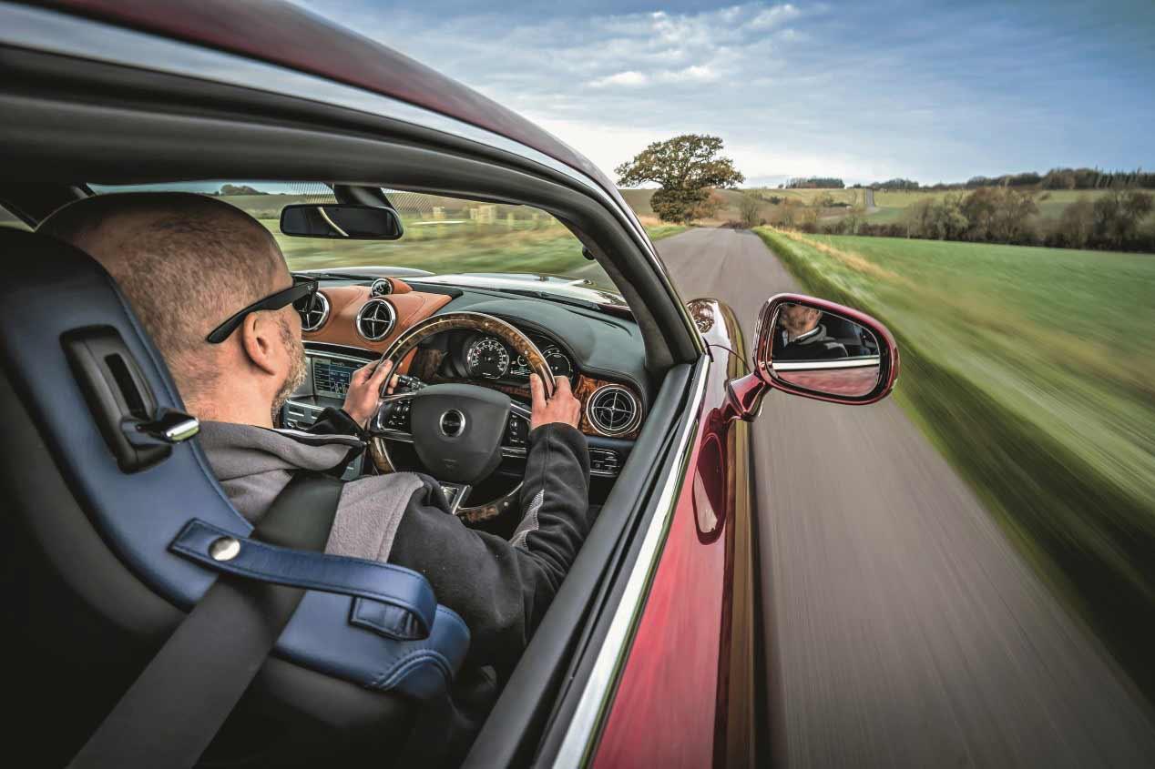 Speedback GT: a prueba un moderno Gran Turismo con aroma a clásico