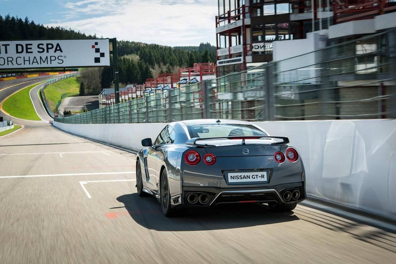 Así es el Nissan GT-R: un superdeportivo que levanta pasiones