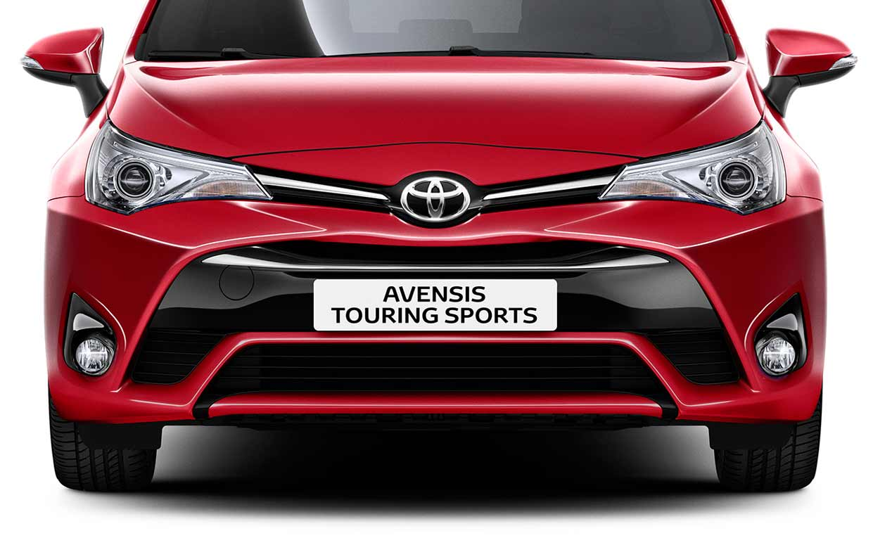 Toyota Avensis 2017: primeras fotos