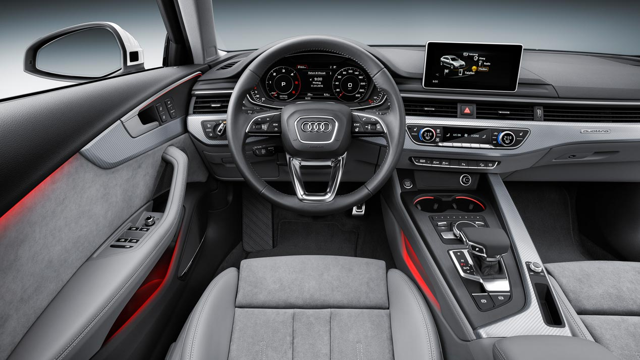 Audi Allroad Quattro 2.0 TDI 150 caballos