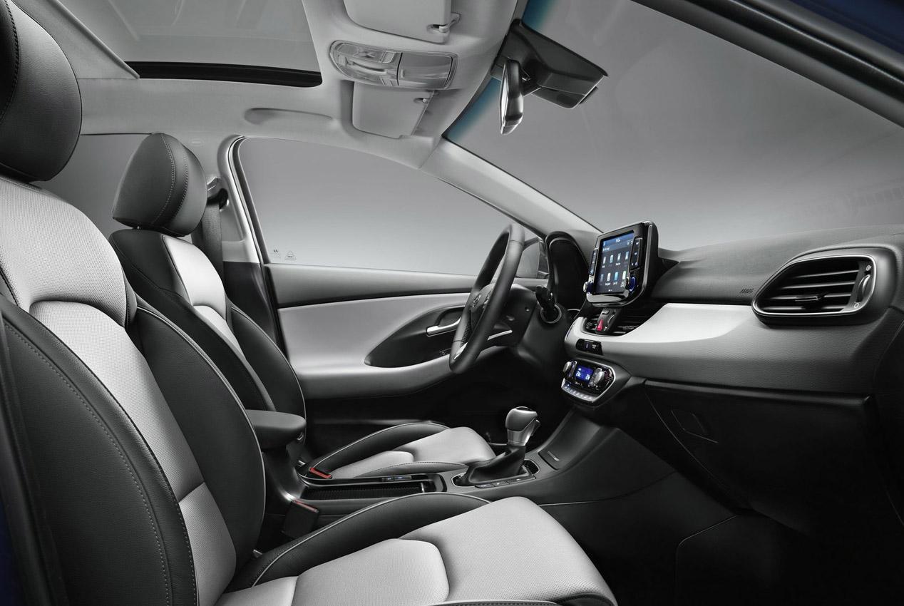 Hyundai i30 Wagon 2017, llega el compacto familiar surcoreano