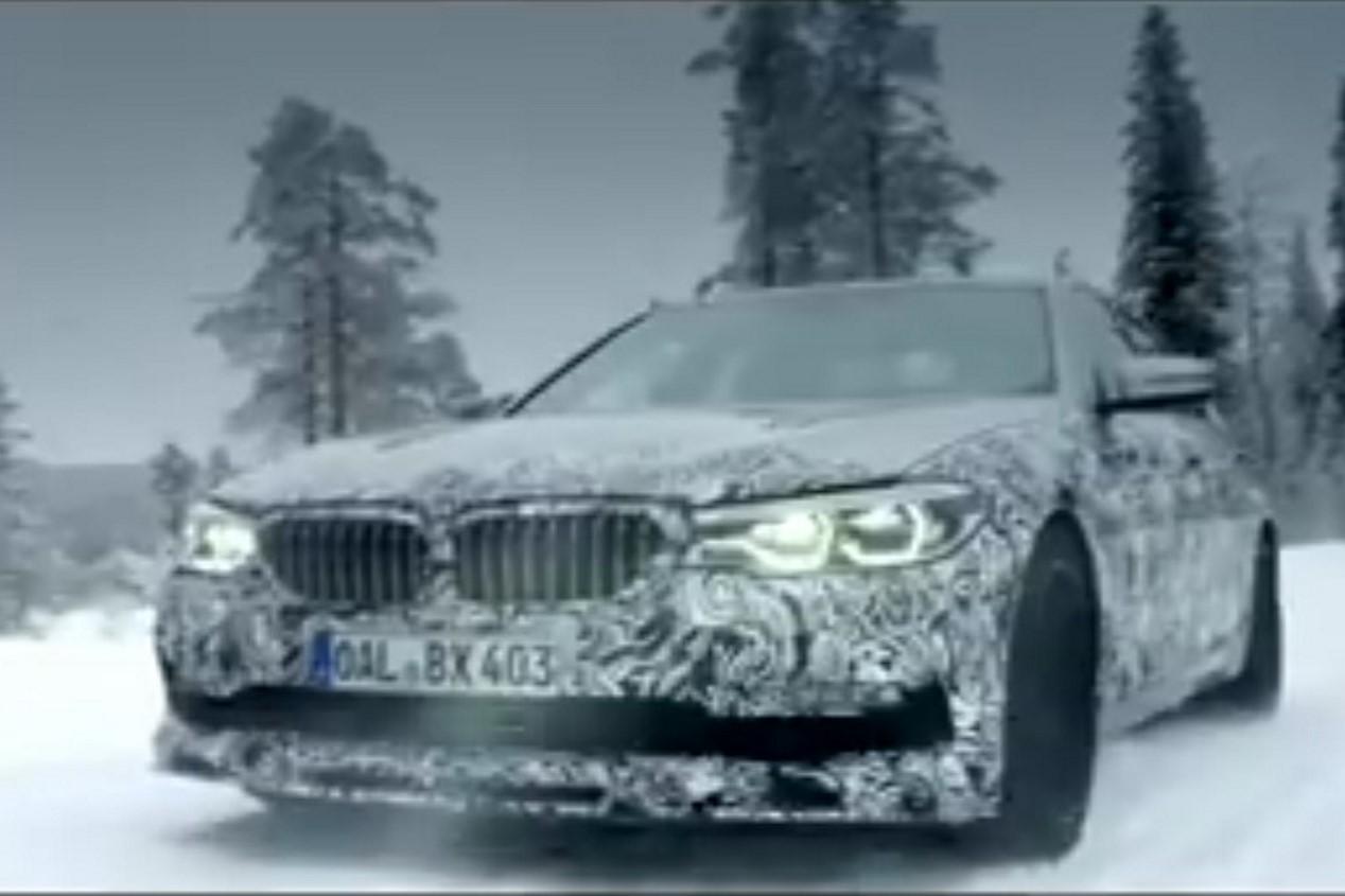 Alpina B5 Biturbo: el BMW Serie 5 hecho por Alpina