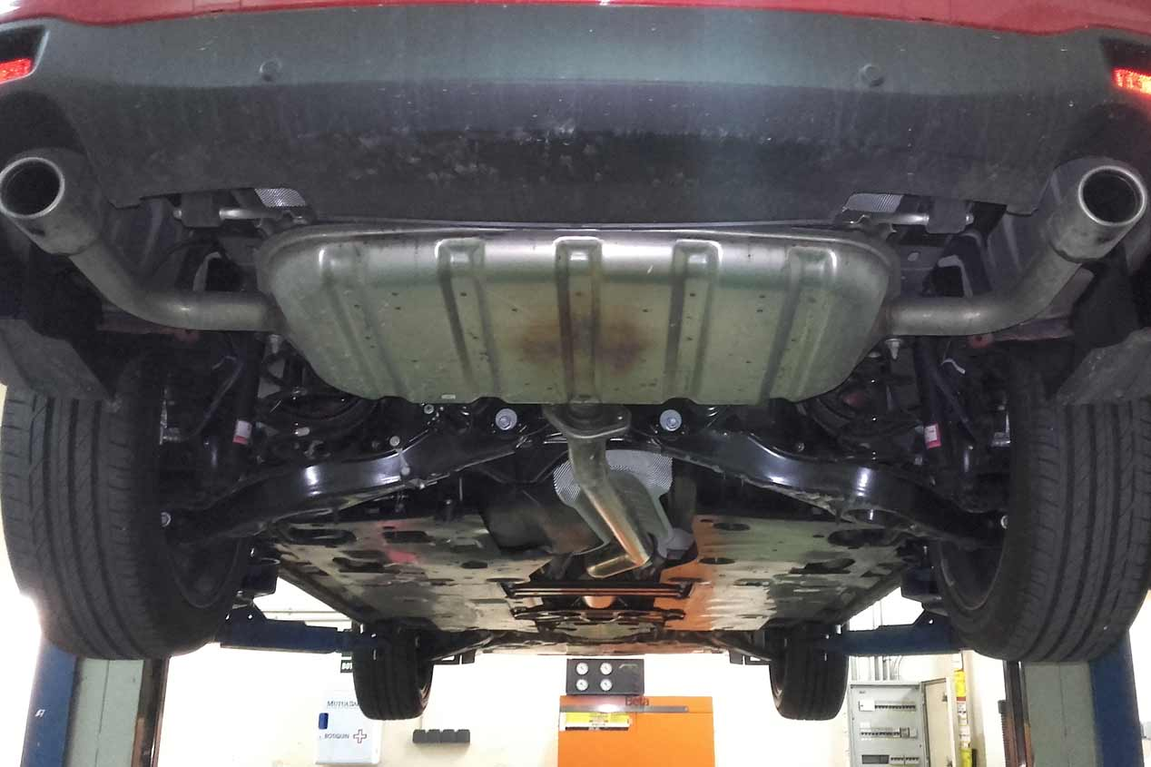 Mazda6 Wagon 2.5i Aut, a prueba