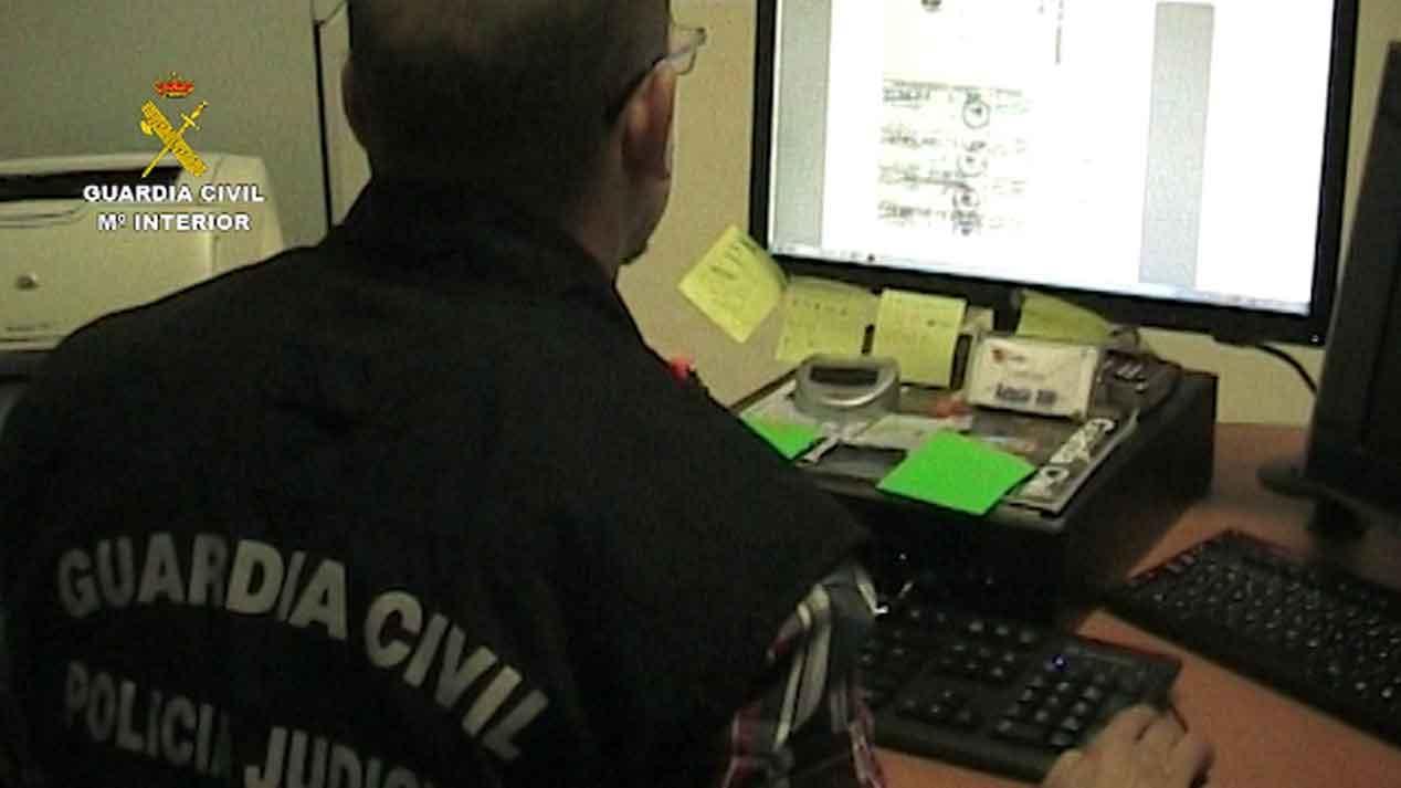 Casi un centenar de detenidos por un fraude en torno al Plan PIVE