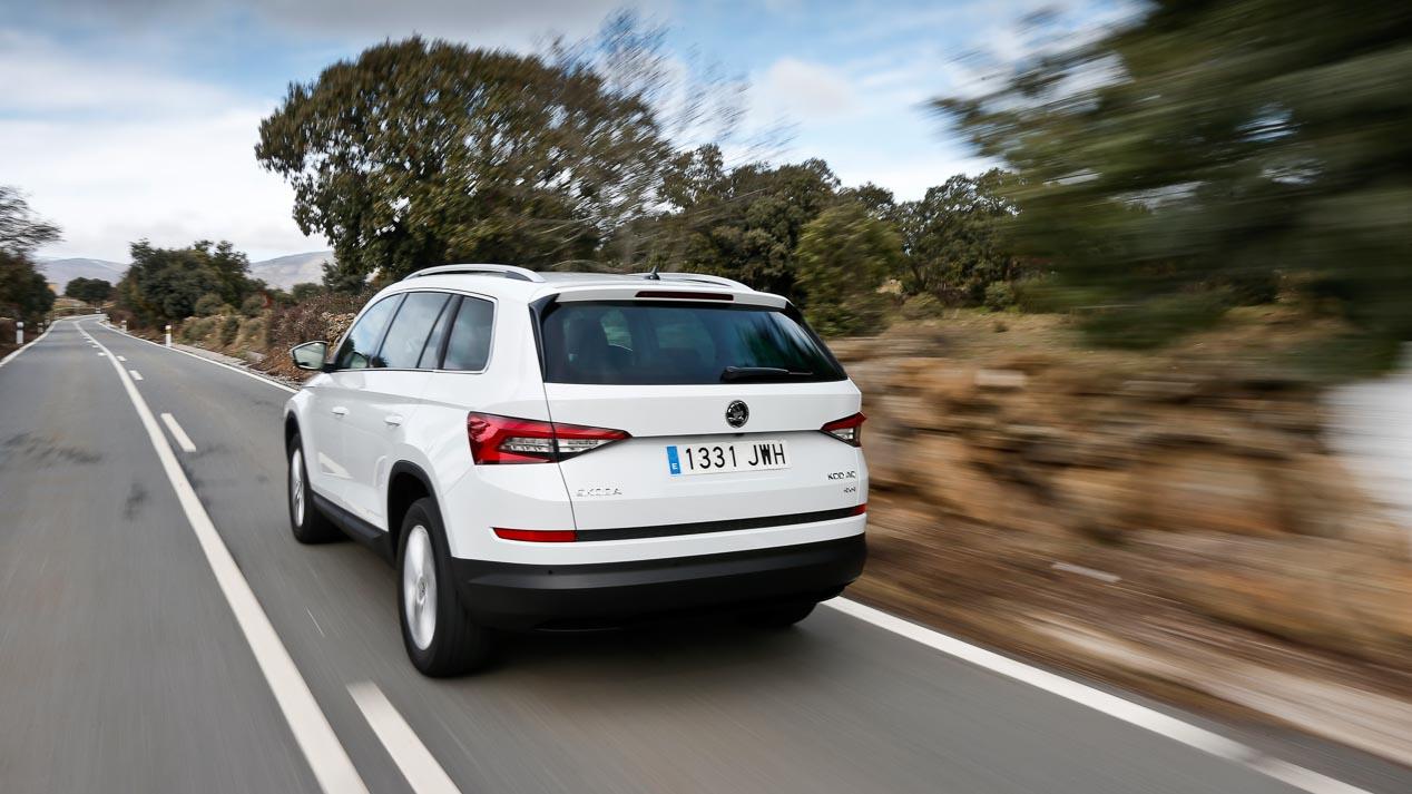 Comparativa: Skoda Kodiaq vs Volkswagen Tiguan, ¿cuál es mejor?