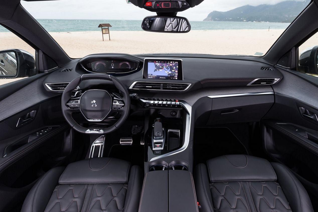 Todos los precios del nuevo Peugeot 5008