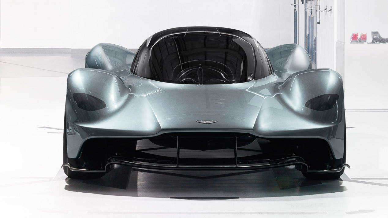 Aston Martin presenta novedades en el Salón de Ginebra