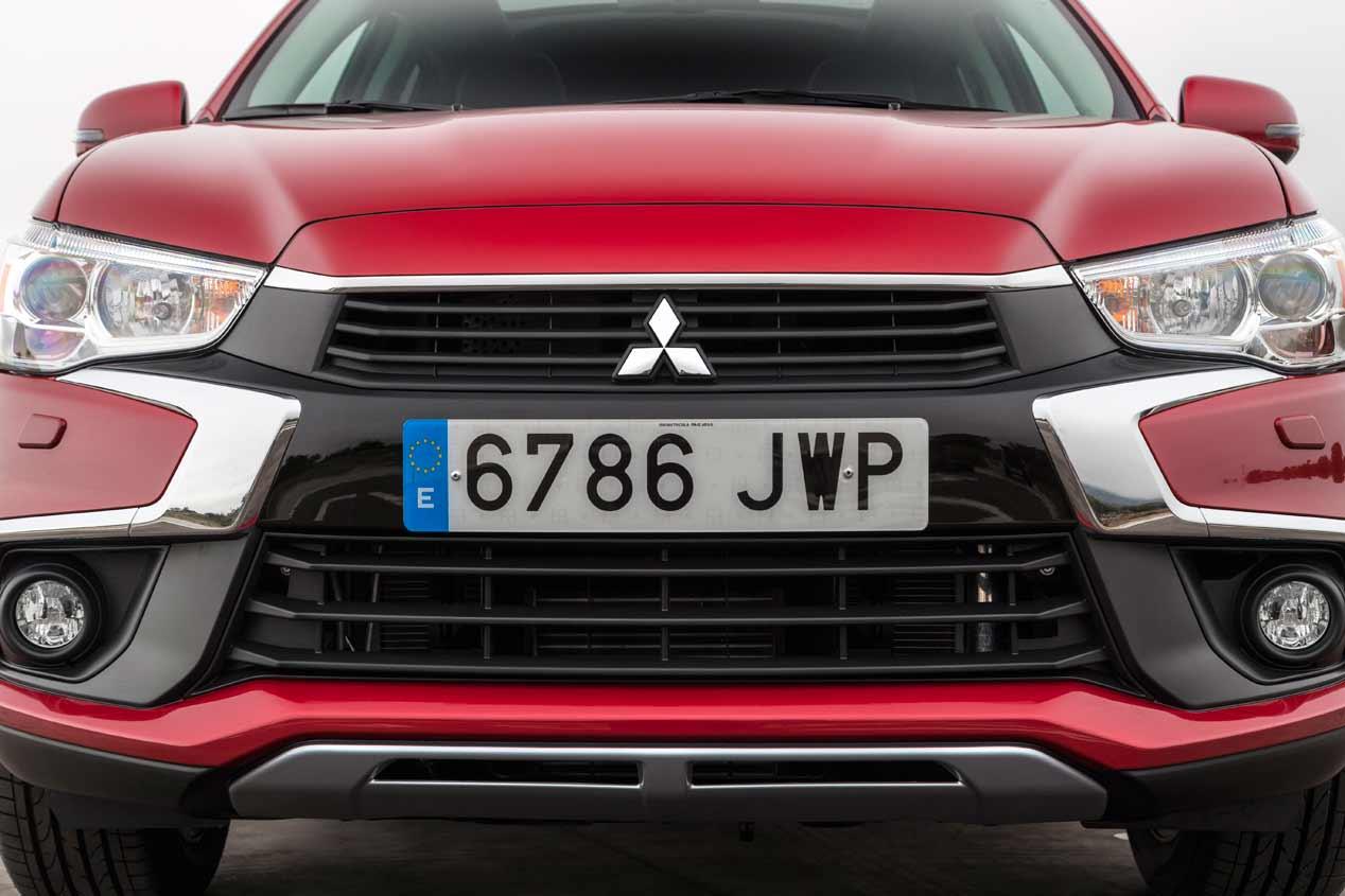 Mitsubishi ASX 2017, fotos de nuestra prueba