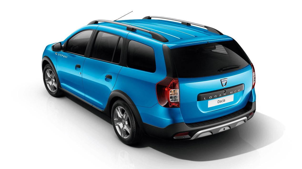 Dacia Logan MCV Stepway, cruce de caminos