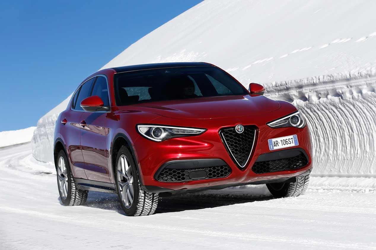 Alfa Romeo Stelvio 2.0 Turbo: lo ponemos a prueba