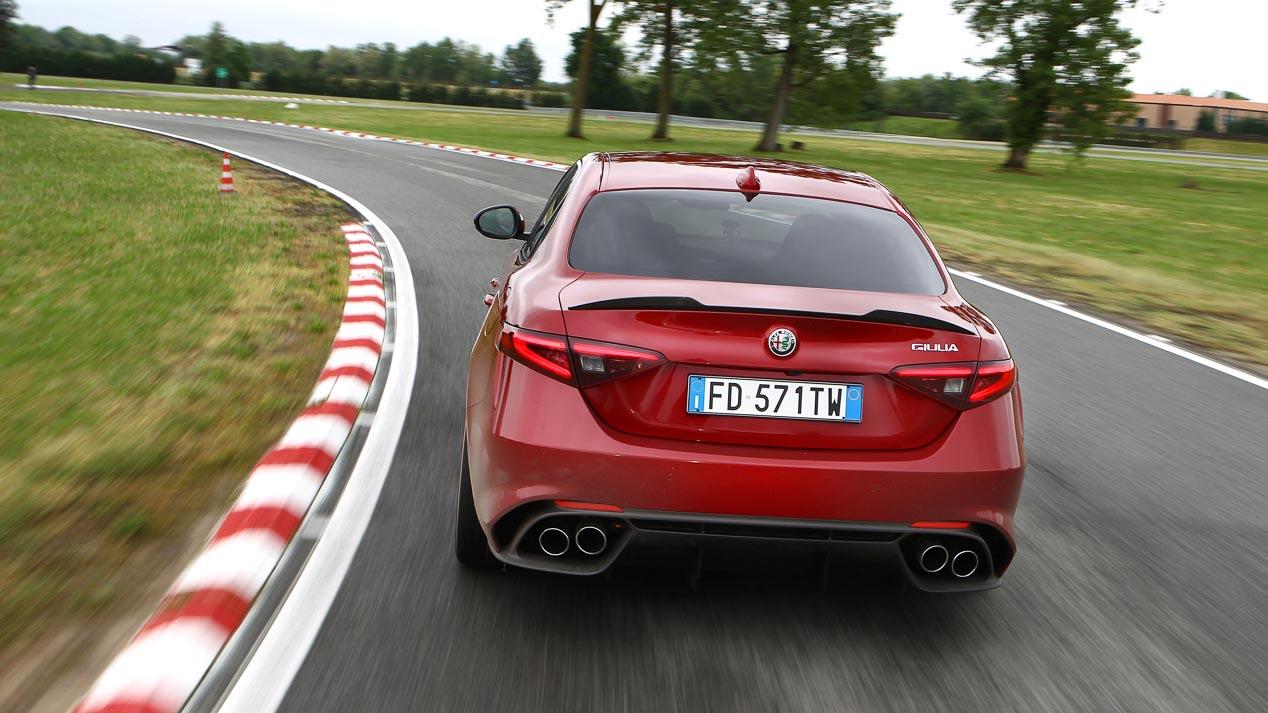 Alfa Romeo Giulia Quadrifoglio: probamos una nueva referencia deportiva