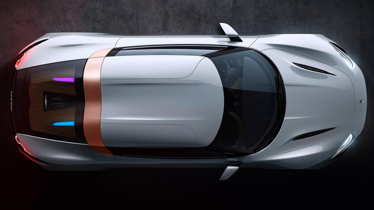 NanoFlowcell Quant 48Volt: concepto de deportivo eléctrico