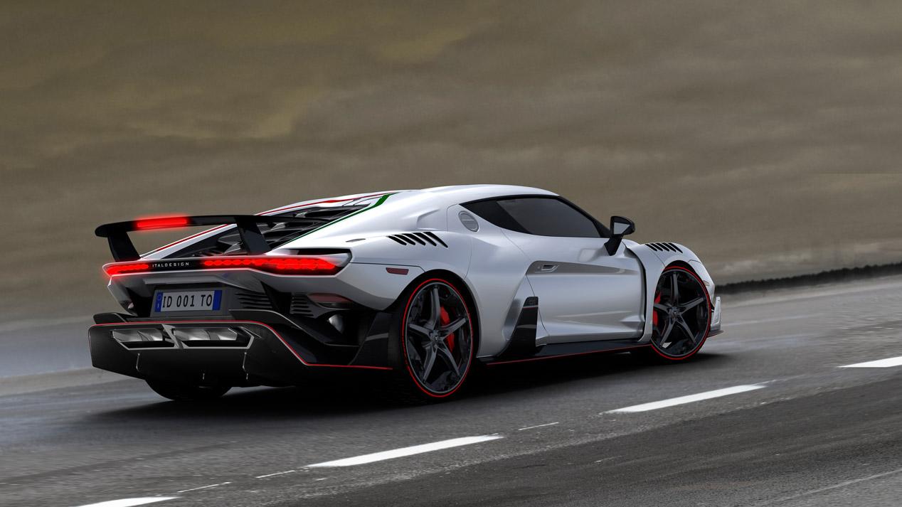 Italdesign Automobili Speciali presenta su primera creación